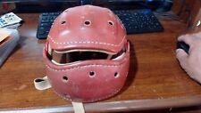 New listing Original Vintage Cooper SK 20 Mens hockey helmet-pre owned