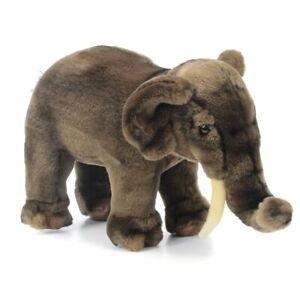 "Hansa 3482 Plush Asian Elephant 12"" Plush Stuffie Toy Quality 3 years and up!"