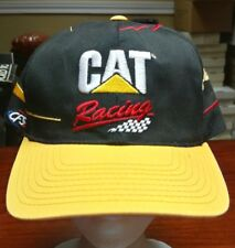 Cat Caterpillar David Green Racing Nascar # 96 Authentic Snapback Hat New Cap