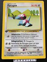 Carte Pokemon PORYGON 39/102 Set de Base Wizard Edition 1 FR NEUF
