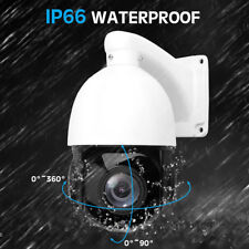 H.265 PTZ IP Camera 5MP Super HD 2592x1944 Pan/Tilt 30x Zoom Speed Dome Cameras