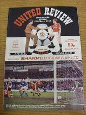 30/01/1988 Manchester United v Chelsea [FA Cup]. gracias por tomarse el tiempo para