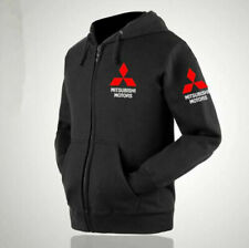 Newest Hot fashion MITSUBISHI Jacket Cosplay Sweater coat Team off road