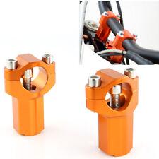 KTM 10mm Handle Bar Riser Kit # 77701939010   RM
