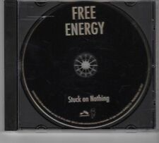 (GR46) Free Energy, Stuck On Nothing - 2010 DJ CD