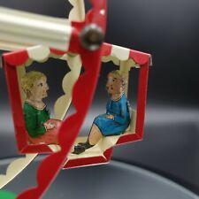 Joseph Wagner Ferris Wheel  Germany Vintage Repro Wind Up Toy