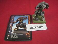 Confrontation Wolfen of Yillia Wolfen Predator w/ Chain 2004 Metal Ref MN409