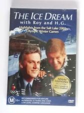 THE ICE DREAM 2002 SLAT LAKE WINTER OLYMPICS HIGHLIGHTS DVD + ATHLETE INTERVIEW