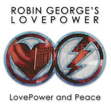 Robin's Lovepower George - LovePower and Peace