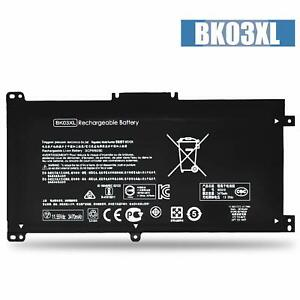 BK03XL Battery for Hp Pavilion x360 14-ba series HSTNN-UB7G TPN-W125 916366-541