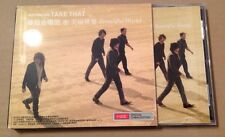 Take That -  Beautiful World Special China Edition Cd + Slipcase. Gary Barlow