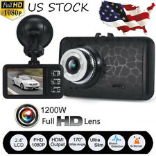 1080P HD CAR DVR G-sensor IR Vehicle Video Camera Recorder Dash Cam Drive Safety