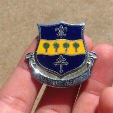 WW2 WWII 315th Infantry REGIMENT DISTINCTIVE COLLAR INSIGNIA Crest DUI DI Pin