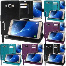 Schutz Hülle für Samsung Galaxy On8 SM-J710FN/DF 5.5 Handy Brieftasche Flip Case