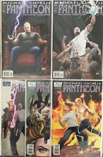 Pantheon (complete series, IDW, 2010)