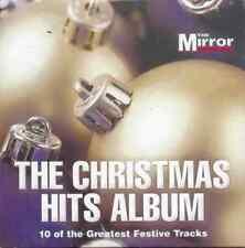 CHRISTMAS HITS ALBUM: 10 FESTIVE TRACKS - FRANK SINATRA, JONA LEWIE, BING CROSBY