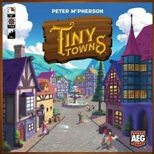 Tiny Towns - Board Game - AEG