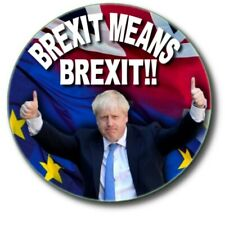 Boris Johnson for Conservative PM//Prime Minister 59mm Badge Badges