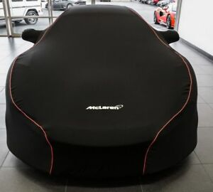 Genuine Mclaren 675LT Coupe and Spyder indoor car cover BRAND NEW #1211N3778RP