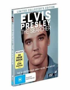 NEW Elvis Presley : The Searcher DVD Free Shipping