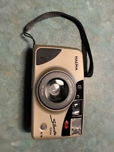 Halina Silhouette Camera