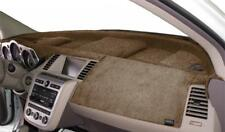 Toyota Corolla Sedan 1986-1987 Velour Dash Board Cover Mat Mocha