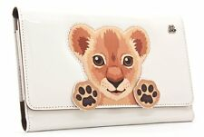 "Universal Tablet Luxury Animal Slipcase - Lion (iPad Mini + Most 7"" Screen Size"