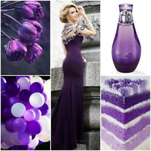 Yves Rocher SO ELIXIR Purple Luxury ED Parfum 50ml Brand New & Sealed