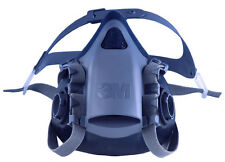 3M 7500 Series Premium Silicone Comfort Half Masks Respirator 7501 SMALL