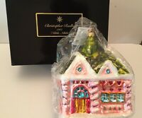 Christopher Radko Ornament 1997  NIBBLE NIBBLE Sunday Brunch Series, New in Box