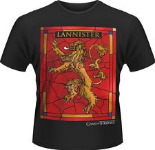 Game Of Thrones - House Lannister T-Shirt Homme / Man - Taille / Size S
