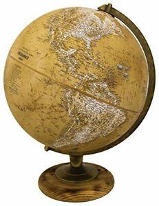 Replogle Morgan Desktop Globe, Antique