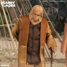 """One: 12 Collective Planet of the Apes DR. ZAIUS 6"""" Action Figure Mezco IN STOCK"""