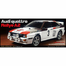 TAMIYA RC Audi Quattro A2 Rally (TT-02) 58667 1:10 Assembly Kit