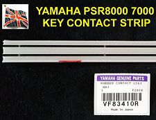 Yamaha PSR8000 PSR9000 EX7 DX11 W7 Key contact rubber VF834100 VF83410R KORG X3