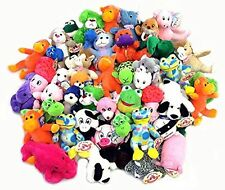 "Small Plush Toy Mix (7-9"") 100 Pc.- $1.45 ea."
