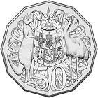 2017 Australia, Choice 50c FIFTY CENT COIN from Royal Australian Mint Roll