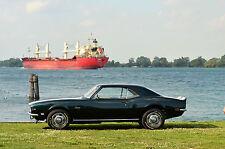 1968 Chevrolet Camaro Z28 302