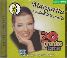 Margarita La Diosa de La Cumbia 20 Grandes Exitos Edicion Especial CD New Nuevo