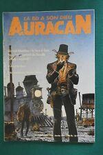 SCHUITEN / Auracan - décembre 1996 + article sur Giraud / Moebius