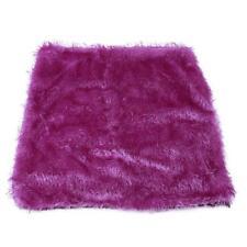 Faux Fur Decor Throw Pillowcase Covers Chair Cushions Home Decor BS