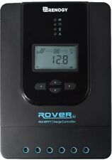 Solar Charge Mppt Controller 40 Amp with Lcd Screen and Programmable Parameters