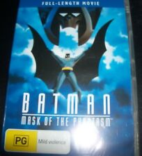 Batman: Mask Of The Phantasm (Australia Region 4) DVD – New