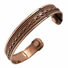 Orientalische Armspange KIJA Copper Bracelet Arm Schmuck Armreif handgemacht