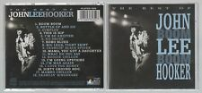 THE BEST OF JOHN LEE HOOKER CD 1999 UK Compilation Blues