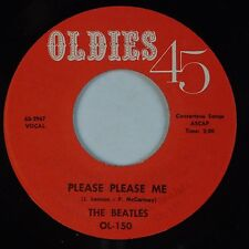THE BEATLES: Please Please Me / From Me to You USA VEE JAY OLDIES 45 Fake NM-