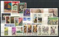 Liechtenstein 1990 Mi. 984-1010 MNH 100% Complete year set Art, nature