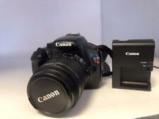 Canon EOS Rebel T3 12.2MP DSLR 18-55mm Lens & Camera