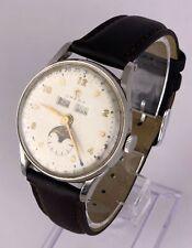 RARE Vintage Omega Cosmic Moonphase 247-1 Watch *Broken*