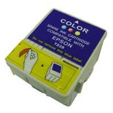 Cartuccia inchiostro tricolore COMPATIBILE T039 per Epson C41SX / C43SX / C41UX